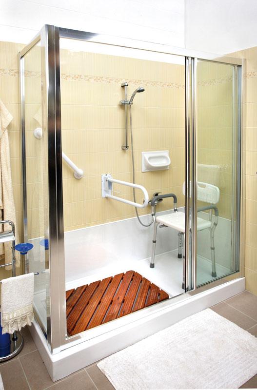 trasformazione vasca in doccia Milano Torino Roma Verona